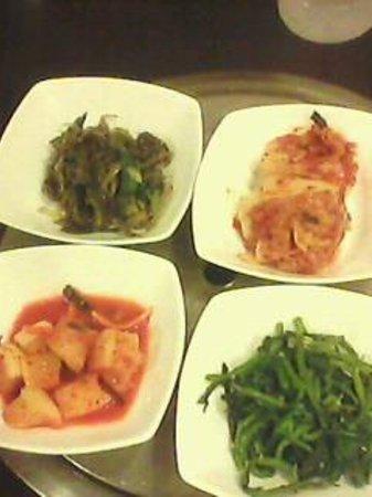 doomiok : delicious side dishes