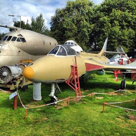 Highland Aviation Museum: lots to see