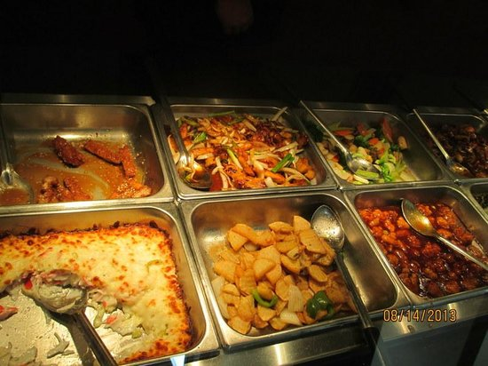 Lyndon Buffet: Some Buffet Selections