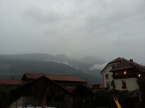 Bio Landhotel Anna: Nuvole basse
