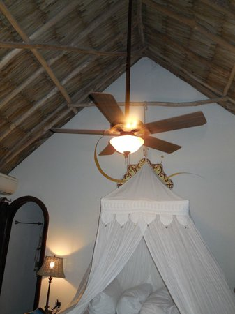 Matachica Resort & Spa: Thatched roof