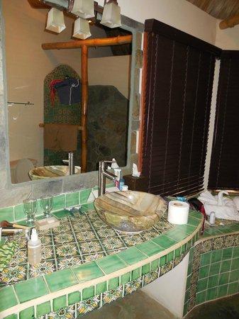 Matachica Resort & Spa: Bathroom