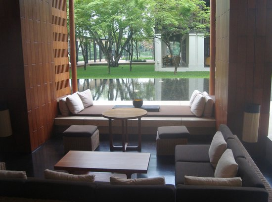 Anantara Chiang Mai Resort: The Chedi