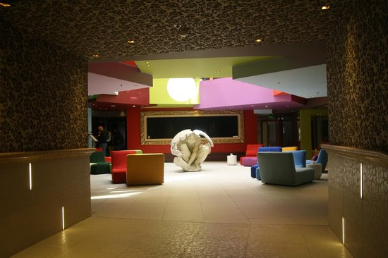 Domina Prestige St.Petersburg: lobby