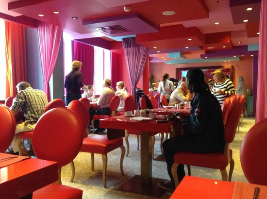 Domina Prestige St.Petersburg: breakfast