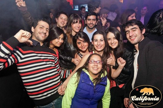 8248a05bd Party People - Picture of California Cantina, Santiago - TripAdvisor