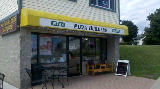 Pizza Builders