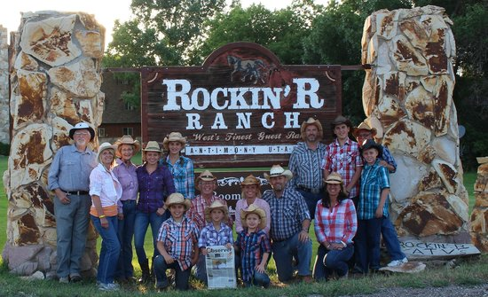 Rockin' R Ranch: Murphy Family Vacation