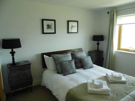 Natural Retreats Fistral Beach: Bedroom