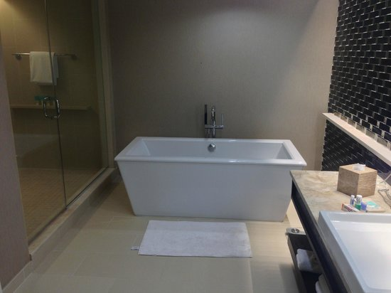 Hyatt Regency Greenwich: Tub