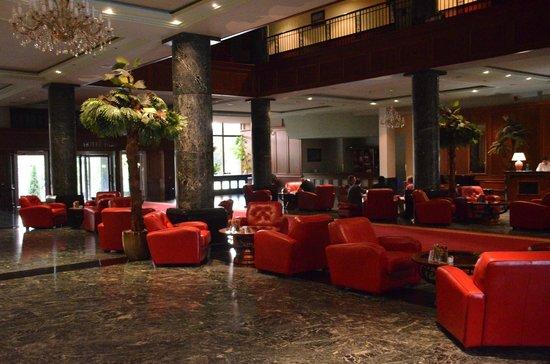 Hotel Park: Reception Lounge
