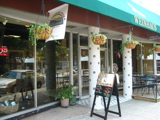 The cheese store of asheville restaurant reviews phone for Tripadvisor asheville nc cabin rentals