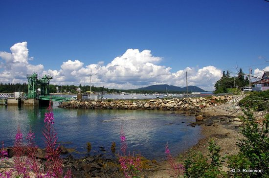 Maine-Ly Delights: Bass Harbour, Maine