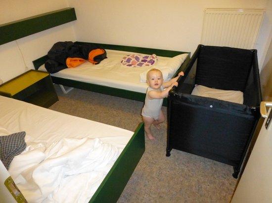 Familotel Panoramic: Soveværelset