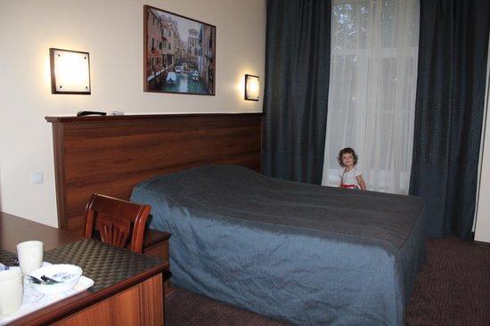 Nautilus Inn Hotel : Улучшенный номер
