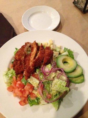 Tommy's Restaurant: buttermilk chicken salad
