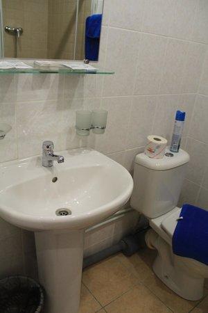 Nautilus Inn Hotel : Ванная комната