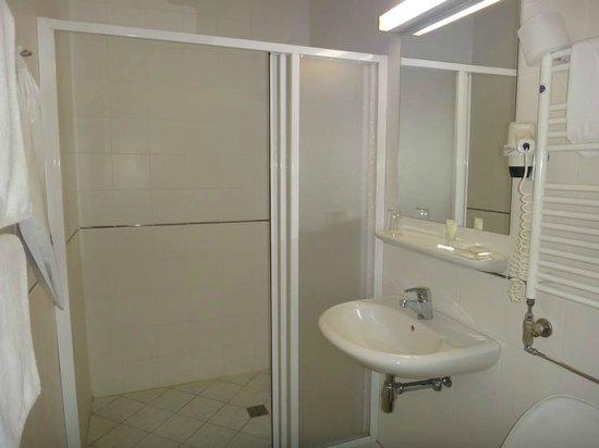 Ratonda Centrum Hotels: baño
