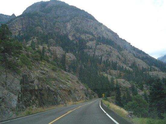 Cascade Falls Lodge: views