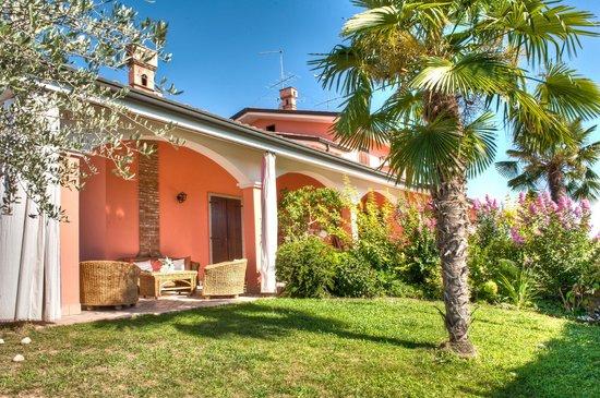 Bed and Breakfast Villa Gloriana: Il giardino