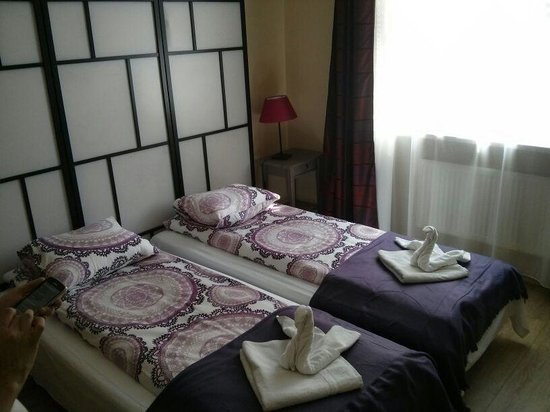 Sodispar Serviced Apartments: Dormitorio