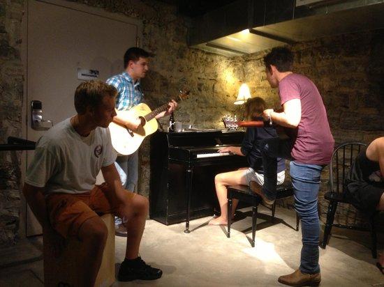 Nashville Downtown Hostel: Musik umgänge kärlek