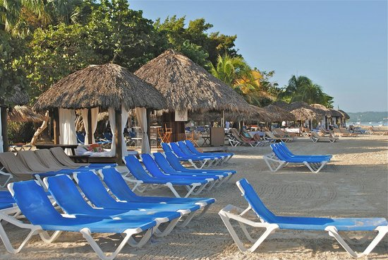 early morning - Picture of Beaches Negril Resort & Spa ...