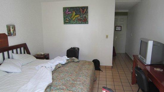 Hotel Maya Palenque: chambre