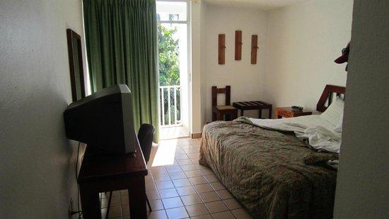 Hotel Maya Palenque: spacieux et lumineux