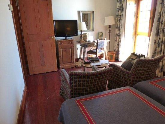 Parador de Baiona: Room 131