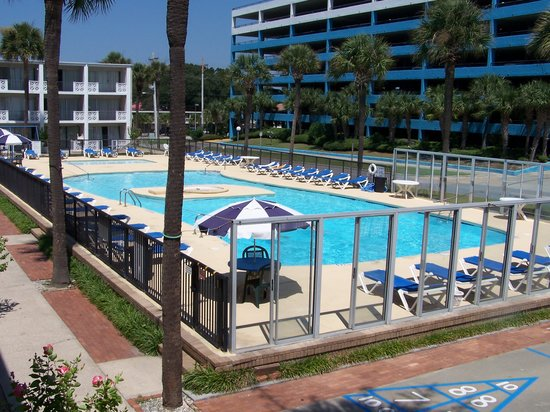 Wave Rider Resort: Wave Rider Main Pool