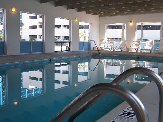 Wave Rider Resort Indoor Pool