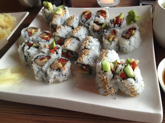 Enso: Sushi paradise!!!