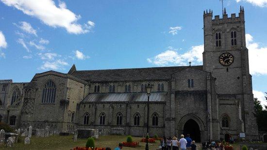 Christchurch Priory Church: The Priory