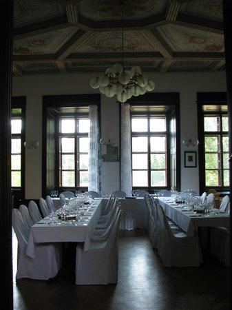 Chateau Hostacov: Зал для церемоний