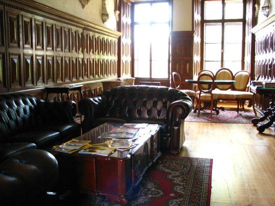 Chateau Hostacov: Библиотека