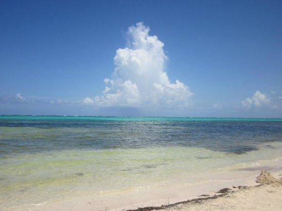 Grand Caribe Belize Resort and Condominiums: Beach