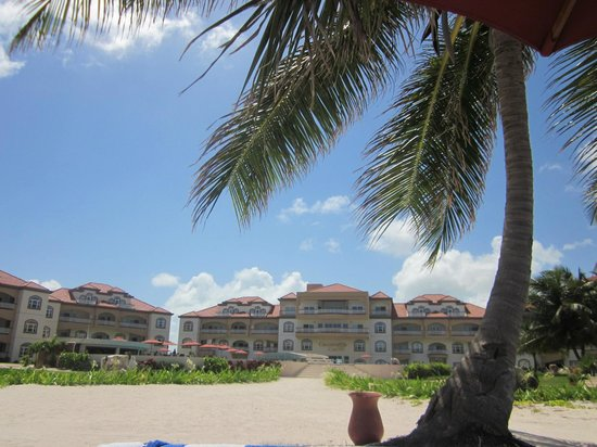 Grand Caribe Belize Resort and Condominiums : View