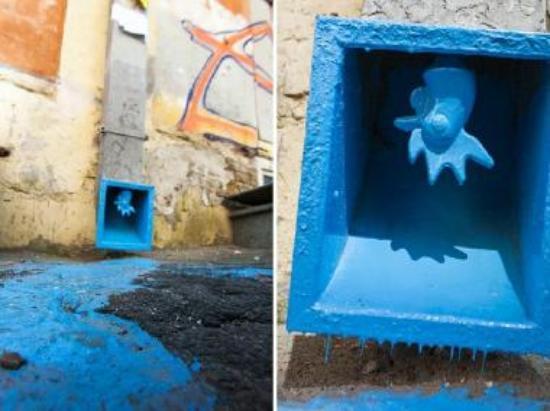 Urban art in Kiev