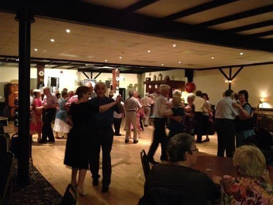 Ballyglass Country House: Social dancing every Sunday night!