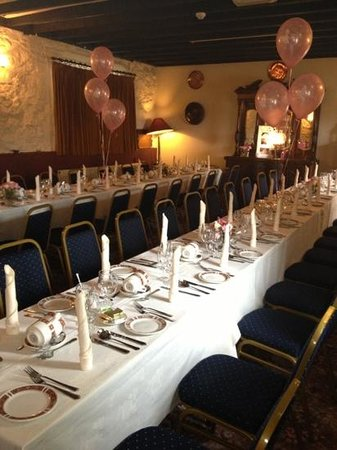 """Ballyglass Country House: Our Private Dining Room """"The Coach House"""""""