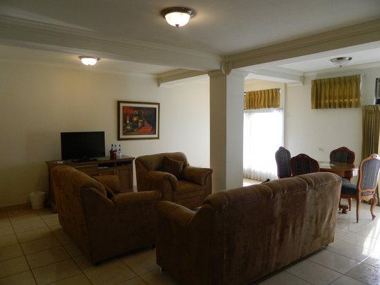 Hotel Bresciani : suite