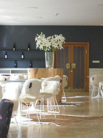 Hotel Miramonte : Blick am Nachmittag in den Speisesaal