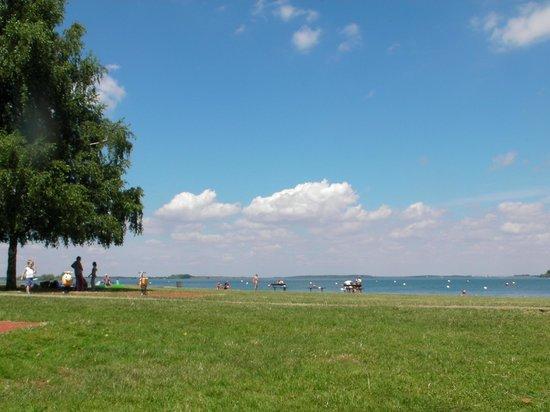 Hotel Picardy: Lac du Der