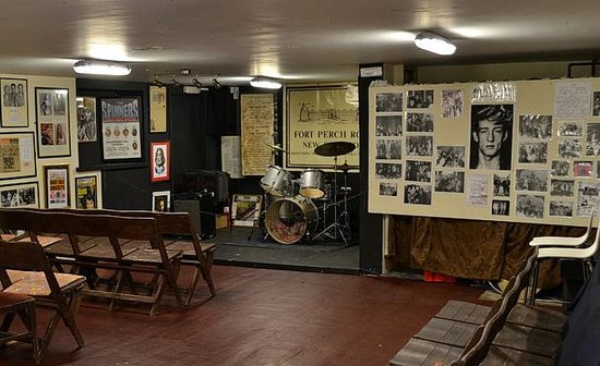 Fort Perch Rock: The Mersey Sound 1960's exhibition