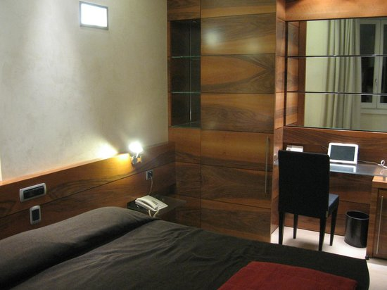 Tritone Hotel: きれいな部屋