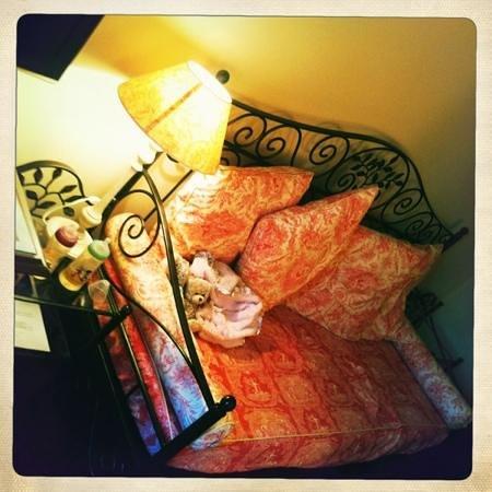 Bonnat, France: la chambre