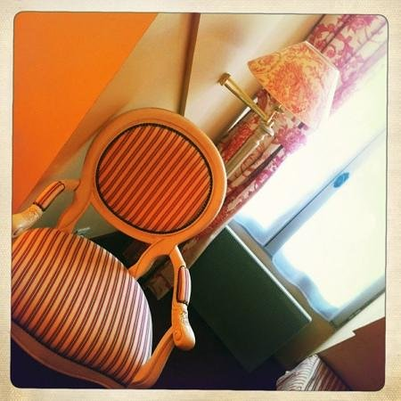 Bonnat, France: la chambre 2