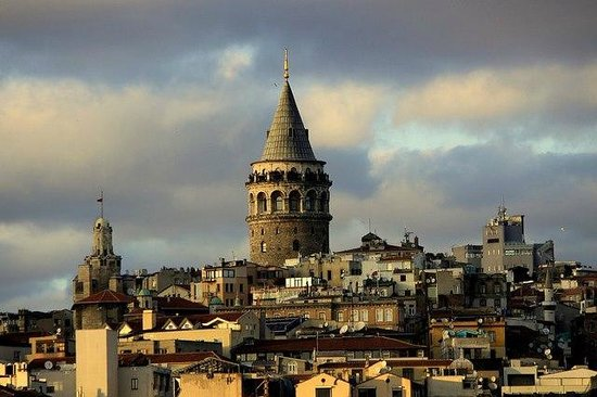 Noble House Galata: Galata Tower