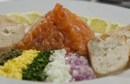 Anjou Restaurant: Tuna Tartar